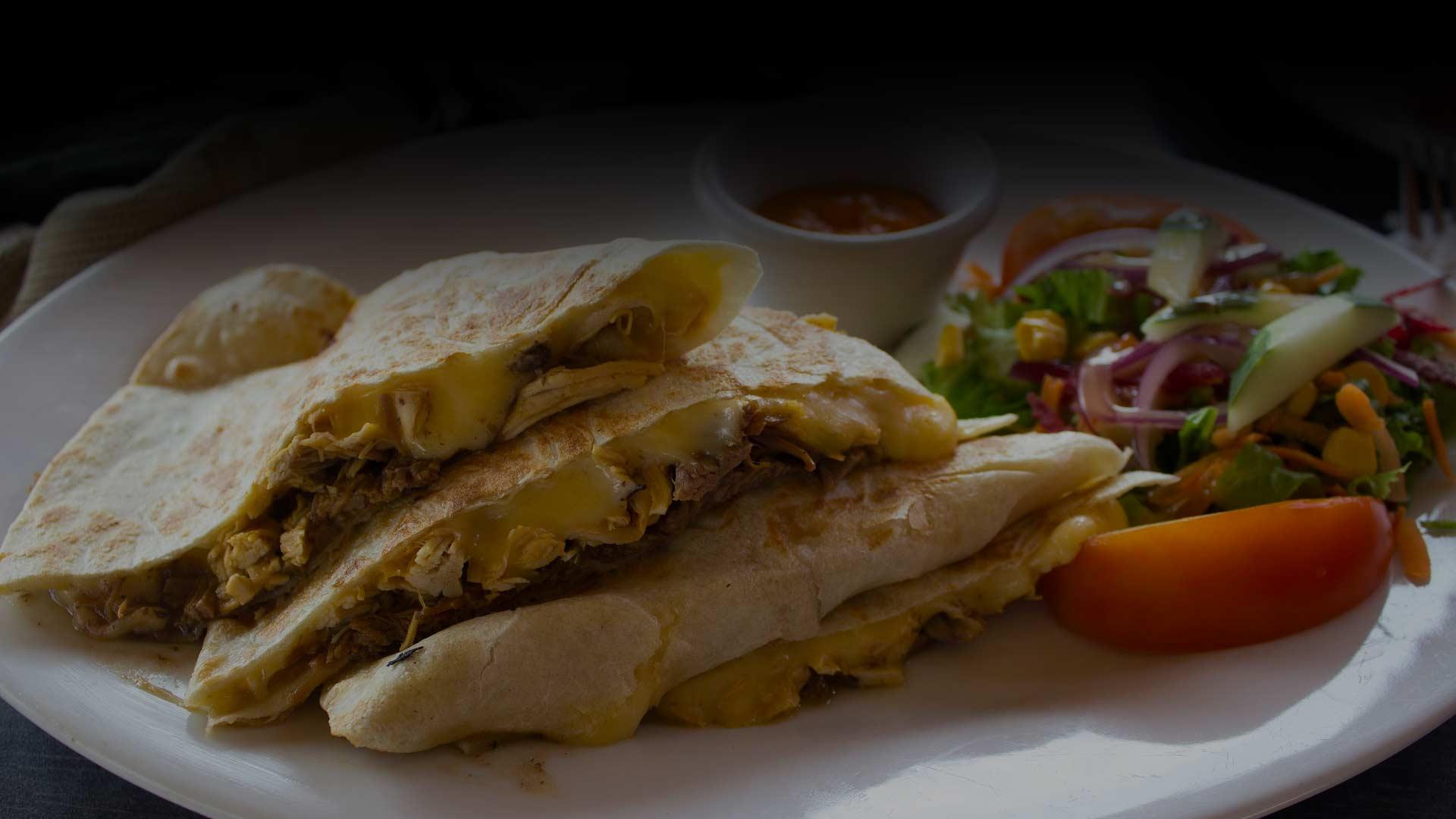 Best Chicken Quesadilla Surprise AZ
